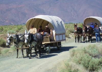 Lone Pine Wagon Train 2012